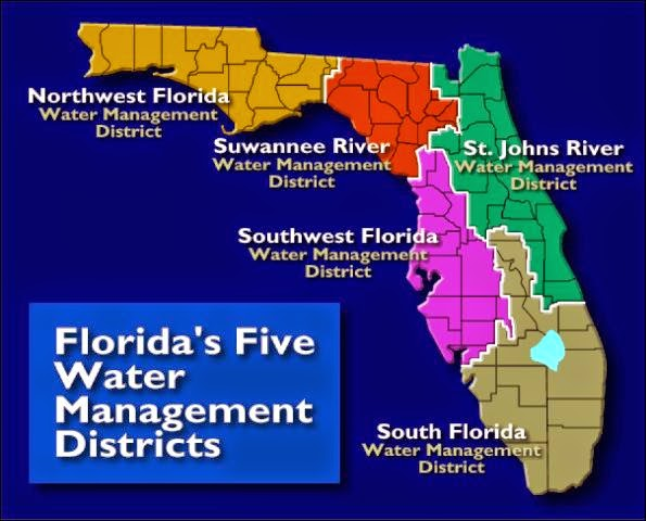 an introduction to the florida water districts Indian river county water coming and going august 2010 version sponsored in part by audubon of florida there are six water districts within indian river county florida's extensive wetlands caused the 1905 florida legislature to create drainage districts throughout.