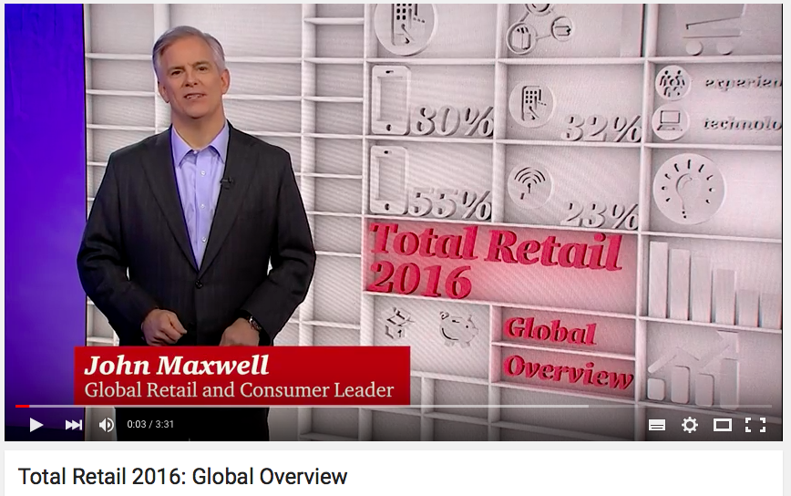 Total Retail 2016: Global Overview