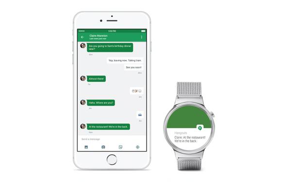 Android Wear ya es compatible con el iPhone de manera oficial