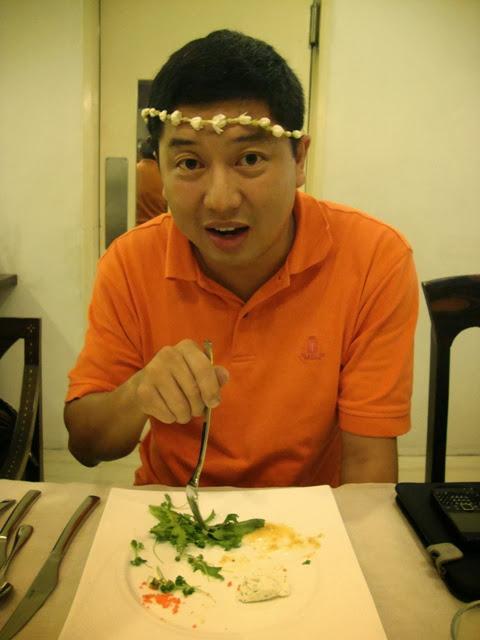 Hayop na Degustacion Salad Surprise