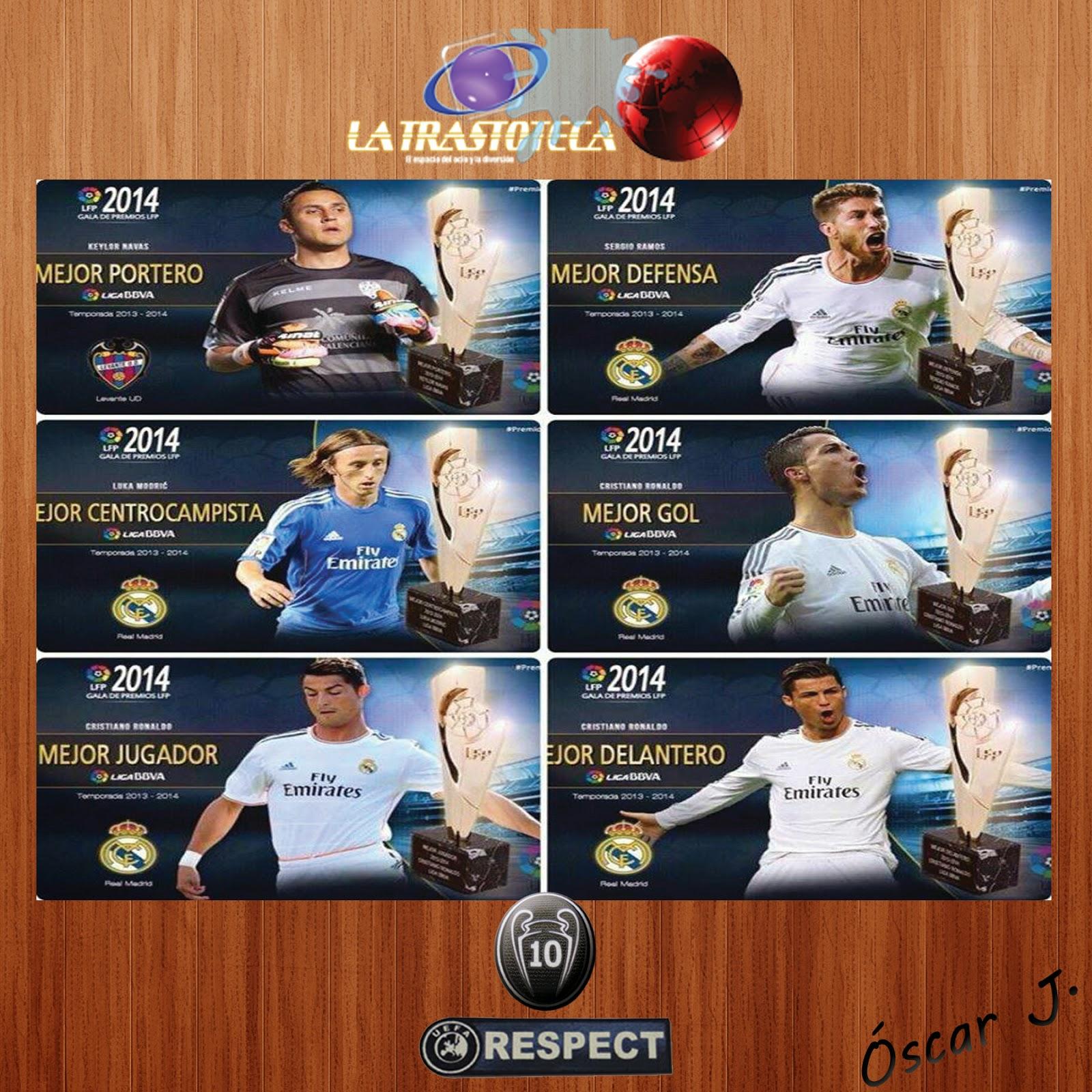 Premios LFP 2014