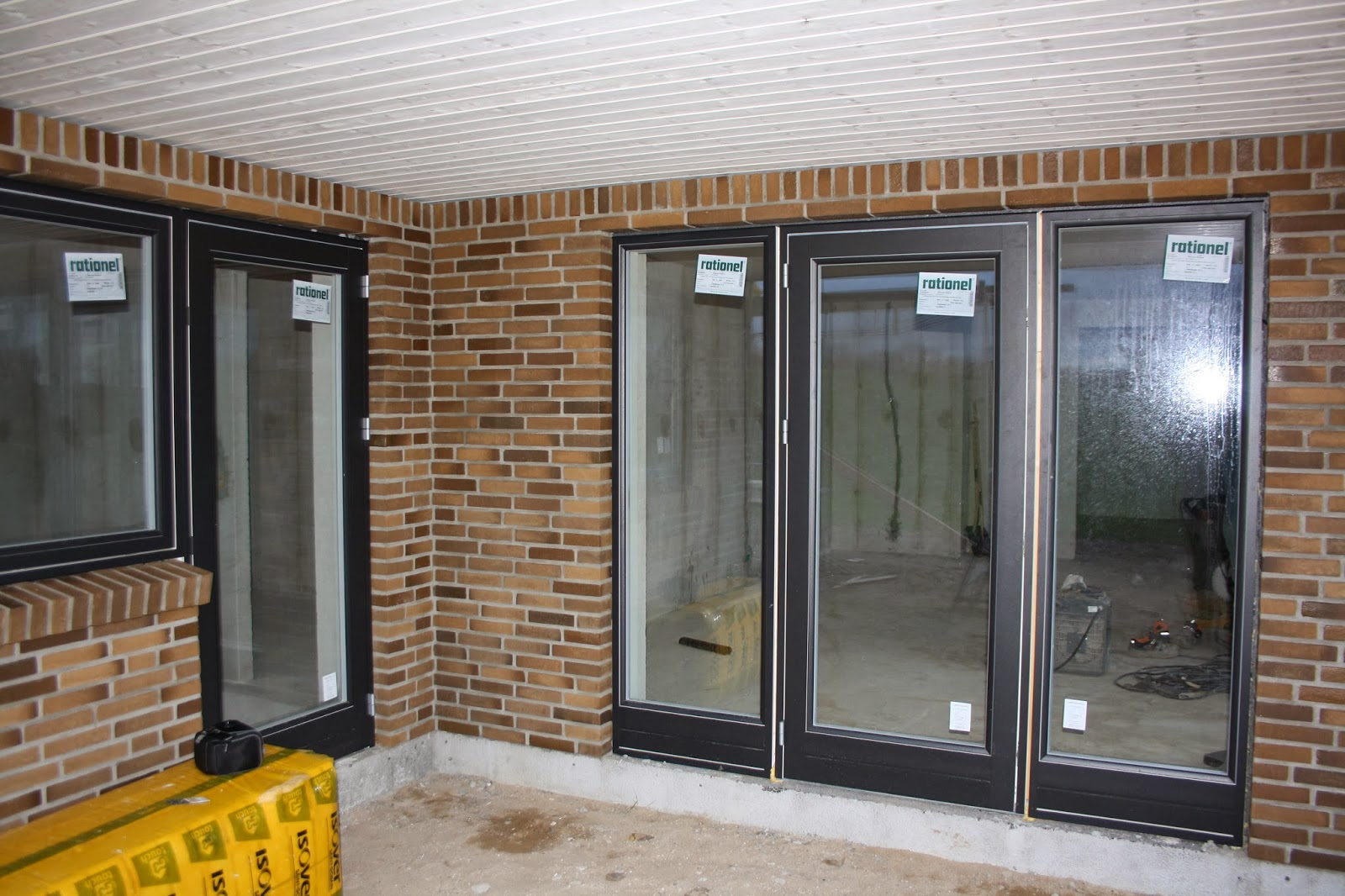 rationel døre og vinduer