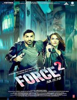 Force 2 (2016) Hindi Movie Bluray 720p [1.1GB]
