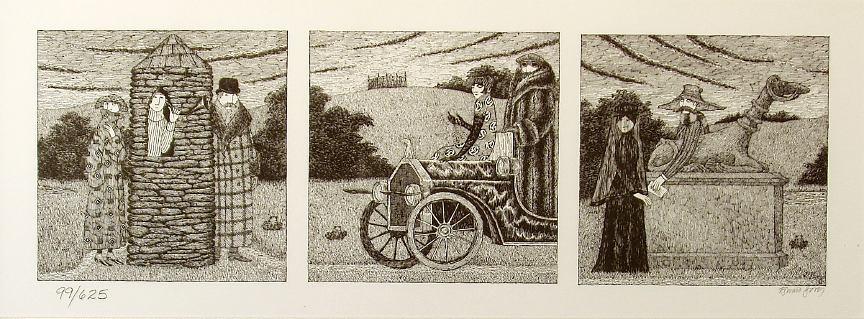 goreyana fine art prints part 2