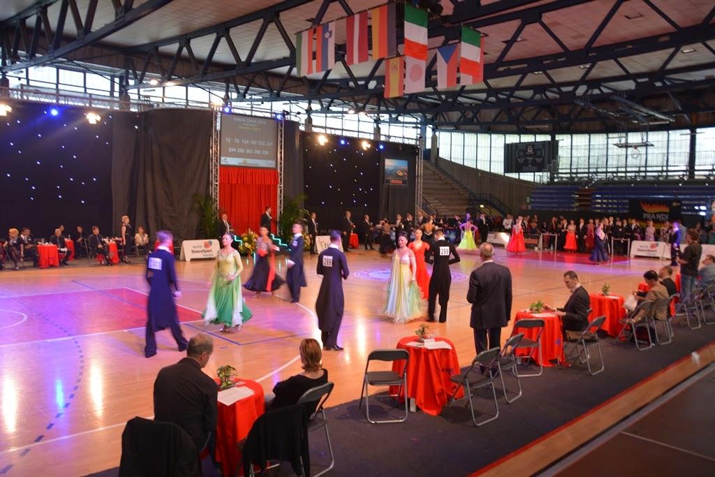 WDSF Open Rimini 2014