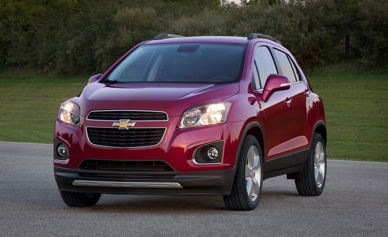 New Car Models: 2013 Chevrolet trax