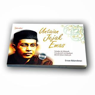 Jual Buku Online Surabaya | Untaian Jejak Emas