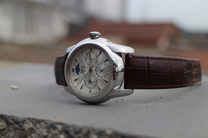 Jam tangan for sale: ORIS Artelier Day Date Moonphase {SOLD}