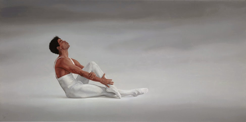 29-Carlos-Acosta-II-Nigel-Cox-Photo-realistic-Minimalism-in-Surreal-Paintings-www-designstack-co