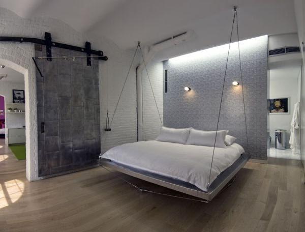 dise os de camas colgantes dormitorios colores y estilos