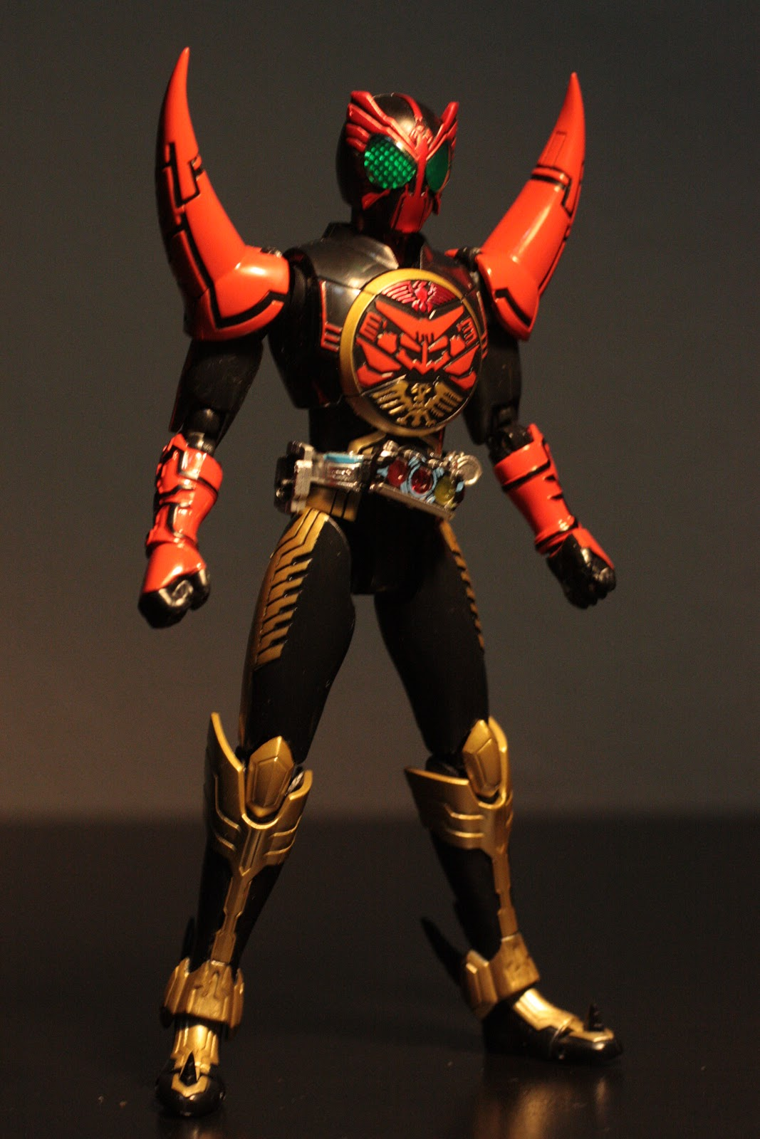 Kamen Rider Ooo Firestarter's Blog: To...