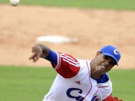 Cuba blanquea a RD 3-0 en Campeonato Mundial de Béisbol. Pelota