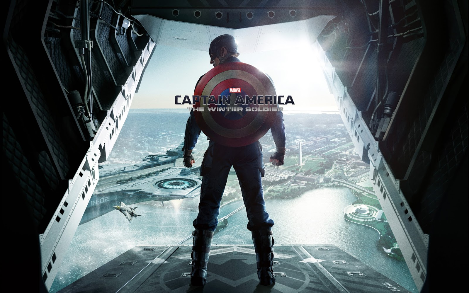 Captain America Winter Soldier Widescreen HD