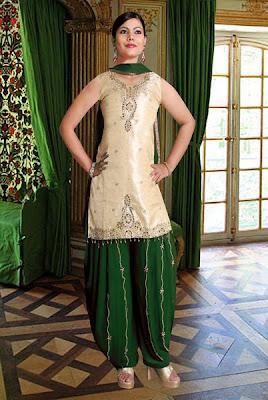 How to sew/stitch Salwar kameez: A step by Step tutorial