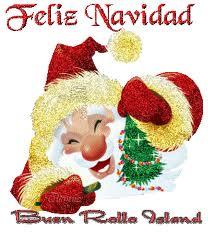 Feliz Navidad tarjeta