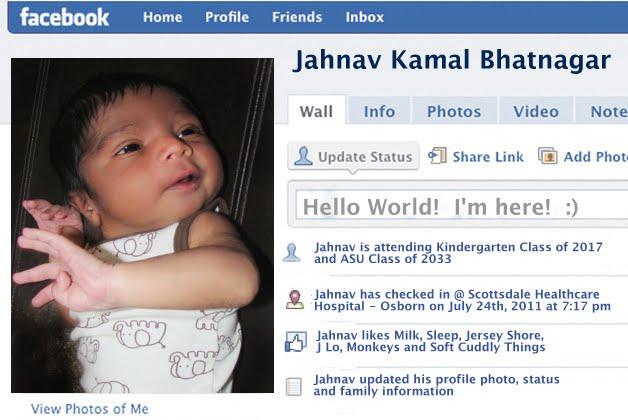 VitaminK2J My birth announcement – Facebook Birth Announcements