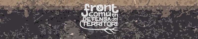 Front comú en defensa del territori