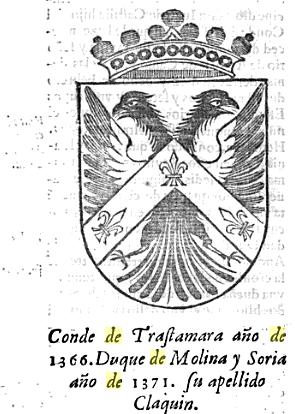 Conde de Trastámara