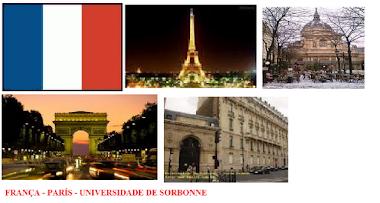FRANÇA - PARÍS.  UNIVERSIDADE DE SORBONNE, amelhor Universidade da Europa, uma das melhores domundo