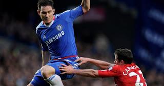 Liverpool-Chelsea Match Romance