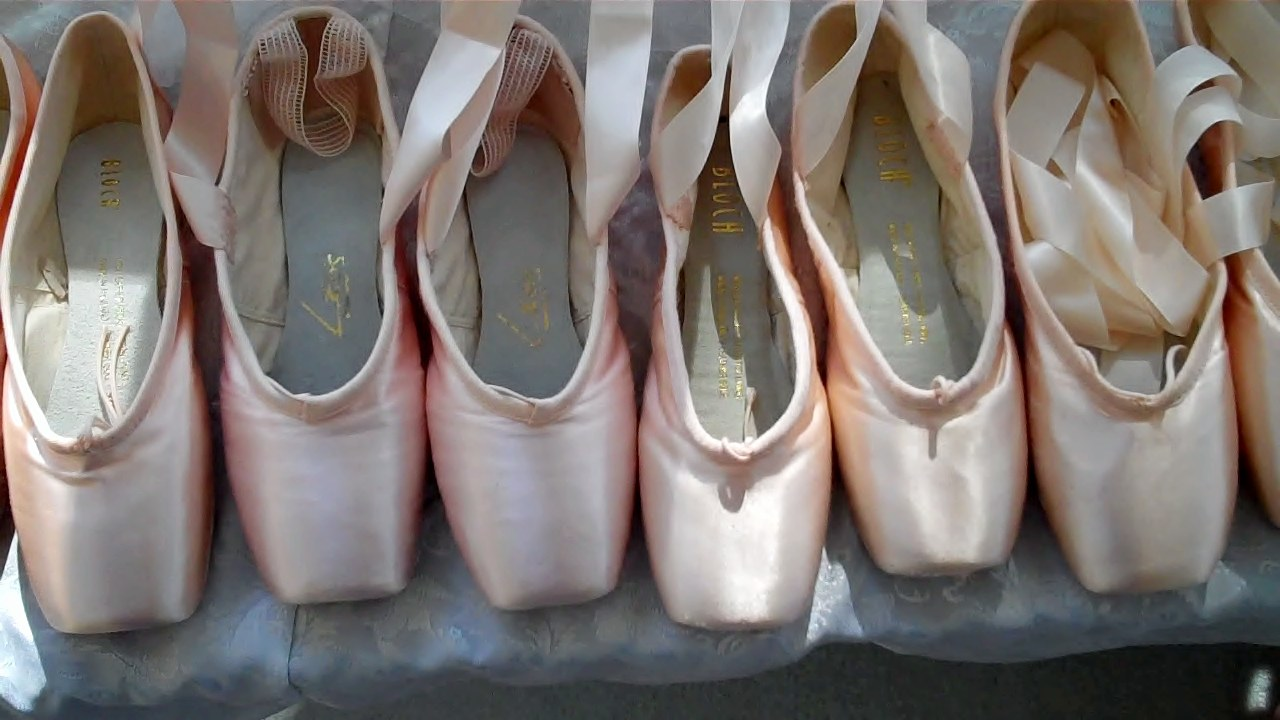 "Dear Ones Healing Ministry: ""Ballet Pointe Shoes: Line ..."
