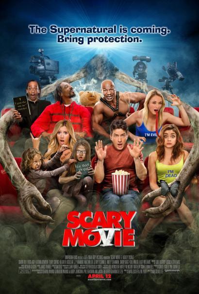 Watch scarey movie