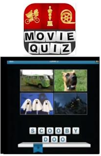 Solution movie Quiz niveau 3