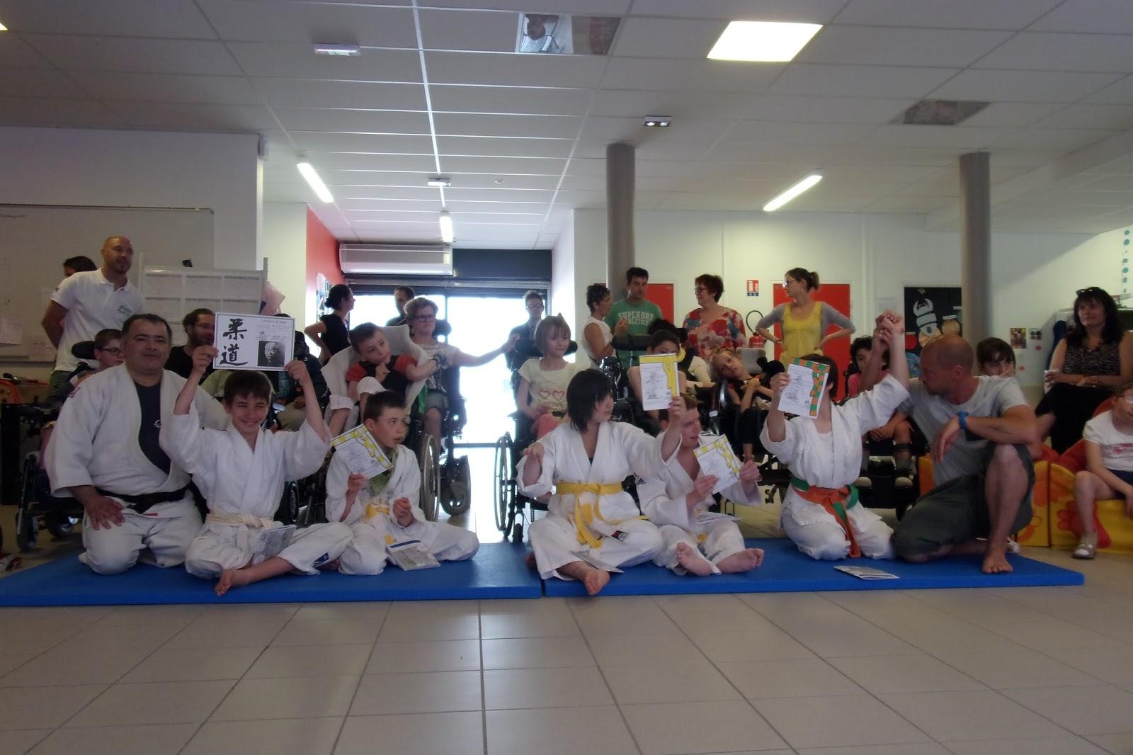 Grand couronne judo mardi 30 juin 2015 for Foyer colette yver rouen