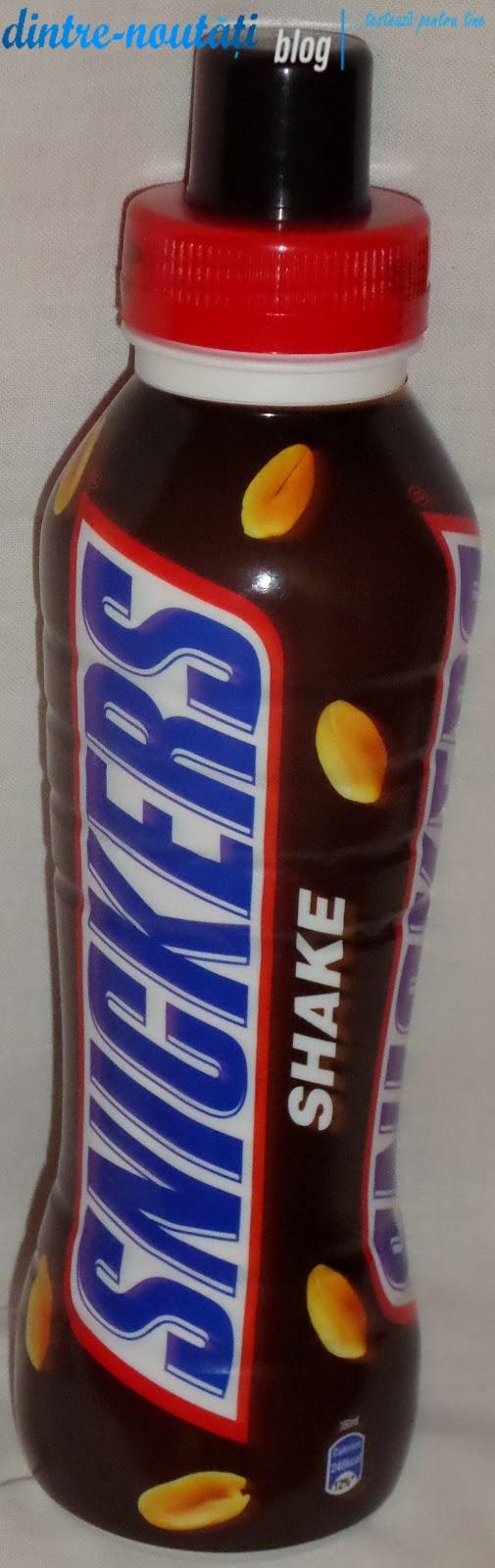 milk shake flavour drink lapte cu ciocolata snickers