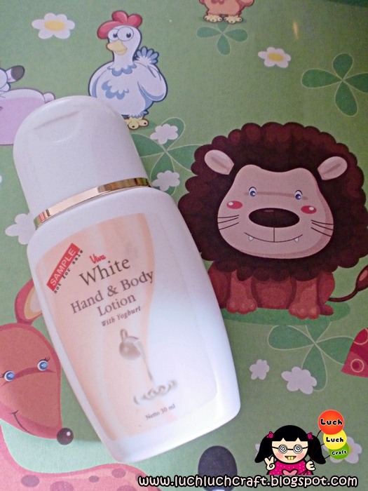 Review: Viva White Hand & Body Lotion