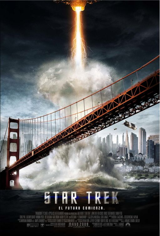 Star Trek: El Futuro Comienza