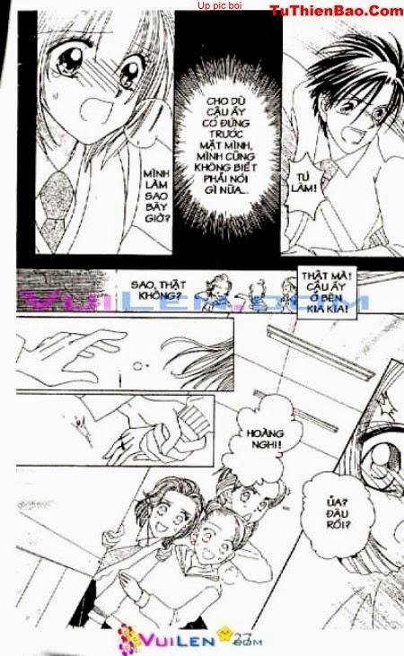 Cô Bé Đào Nguyên chap 11 - Trang 28