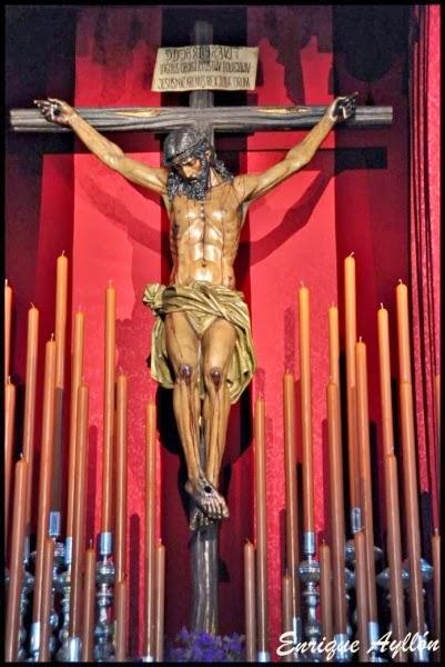 Los Javieres Quinario Cristo de las Almas 2014