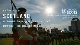 FLASH GIVEAWAY: WIN A Family 4 Pack of 2 Day Tickets ($76) To Scottish Festival & Highland Games