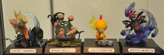 Pokemon Waza Attacks Museum Figure Vol 004 Banpresto from 4gamer