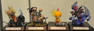 Pokemon Waza Attacks Museum Figure Vol 004 Banpresto from 4gamer