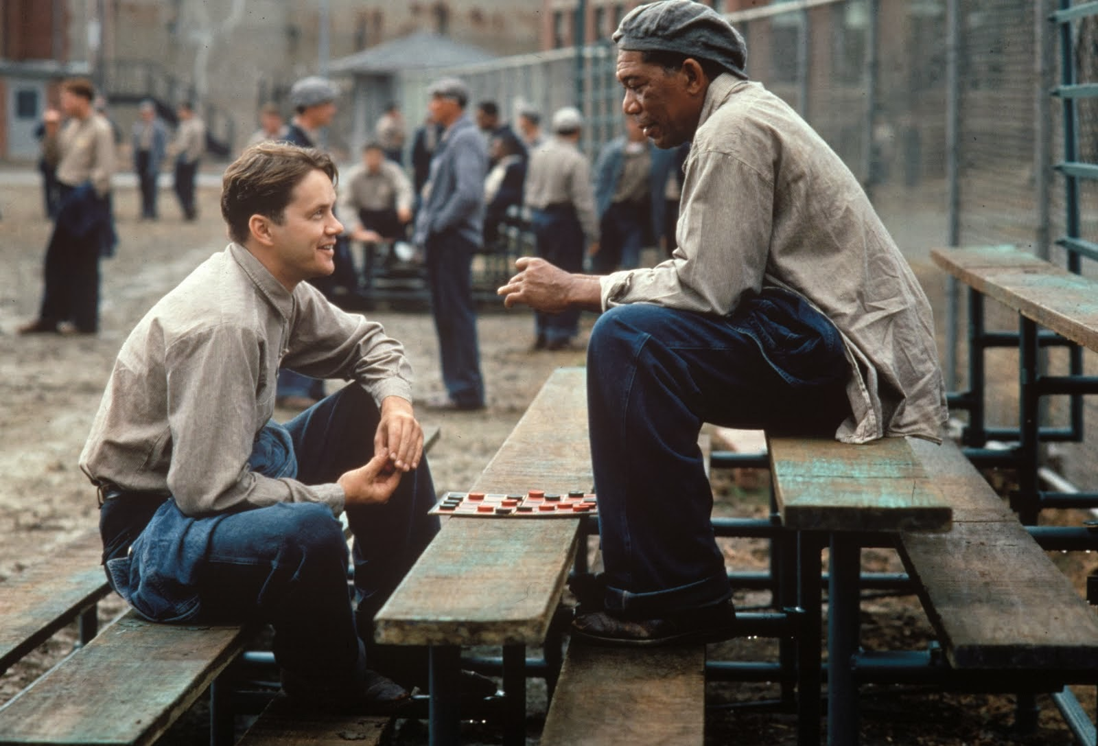 shawshank redemption setting essay Free shawshank redemption papers, essays, and research papers  the setting  can give clues to what is going to happen next in the film [tags: papers.