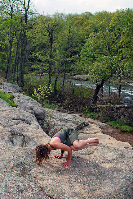 DSC 0200 - Earth Medallion Yoga Skirt and Tank