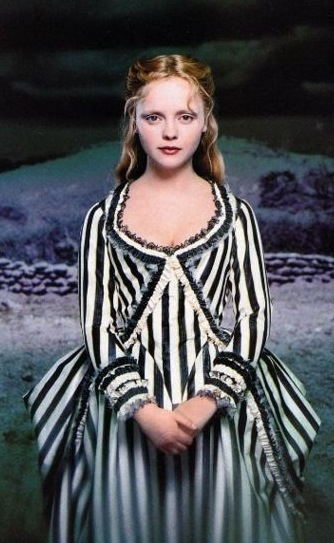 Katrina Christina Ricci Makes A Fashion