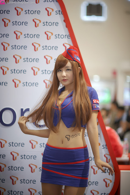 2 Ryu Ji Hye at G-STAR 2012-Very cute asian girl - girlcute4u.blogspot.com