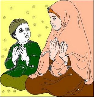 وصية أم حكيمة لابنها