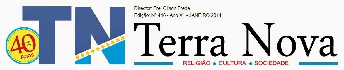 """Jornal """"Terra Nova"""", mensário, S. Vicente de Cabo Verde"""