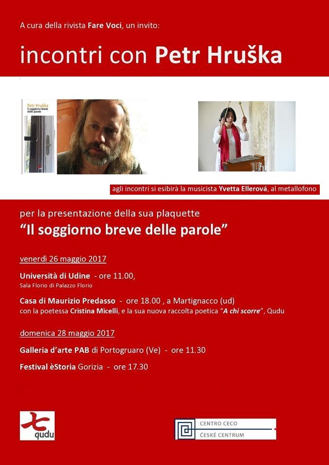 Vystoupení v Itálii
