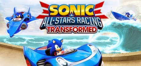 Sonic All-Stars Racing Transformed Game