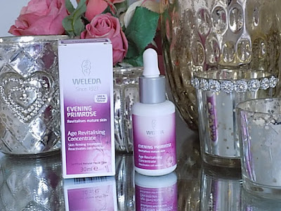Weleda Evening Primrose Age Revitalising Concentrate.