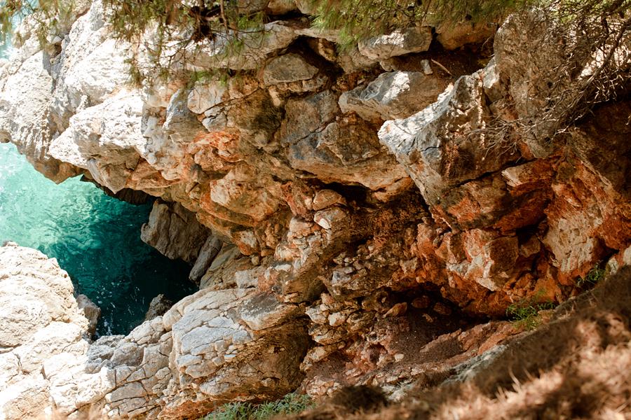 Montenegro, sea, Sveti Stefan