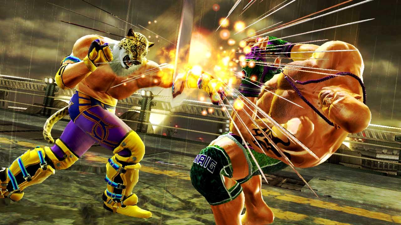 Tekken 6 ISO PC Game Full Version Free Download