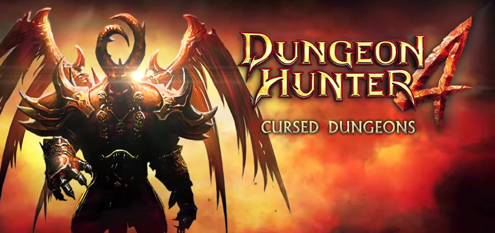 Dungeon Hunter 4 v1.6.0m [Mod Money] APK+DATA