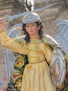 Septiembre - San Miguel Arcángel - Santuario de Cayma