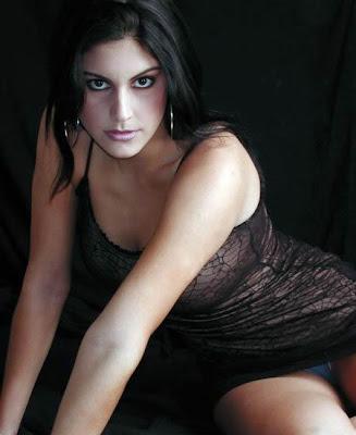 Andrea Montenegro modelaje